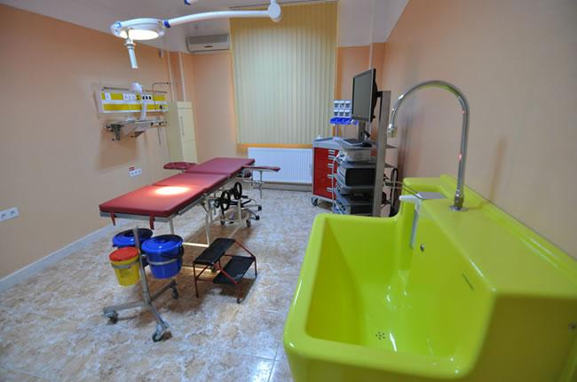 Sala operatie - Cabinet Medical Endoscopie Digestiva Dr. PAUL ICHIM